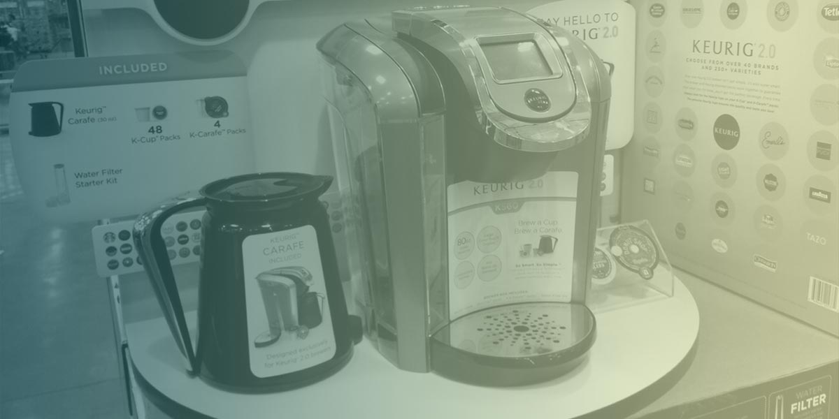 If You Like A Keurig Coffee Maker, Are You A Bad Person?